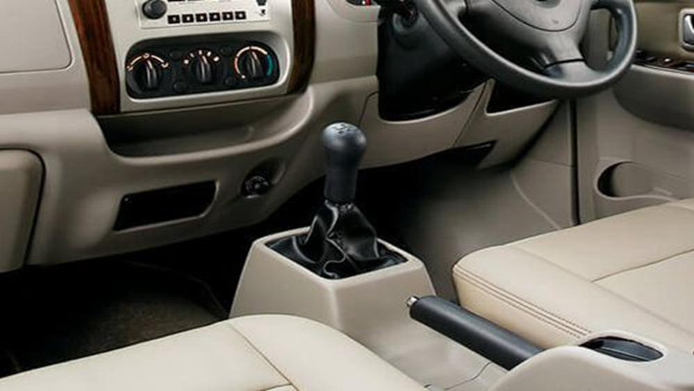 Suzuki APV Luxury 2019 Interior 004