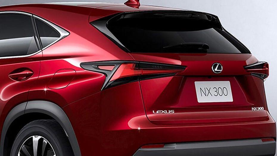 Lexus NX 2019 Exterior 013