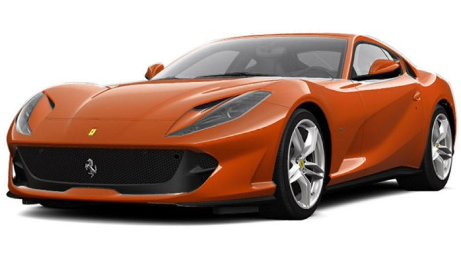 Ferrari 812 Superfast 2019 Others 009
