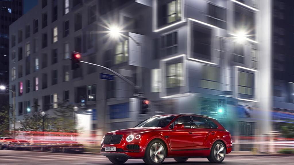 Bentley Bentayga 2019 Exterior 018