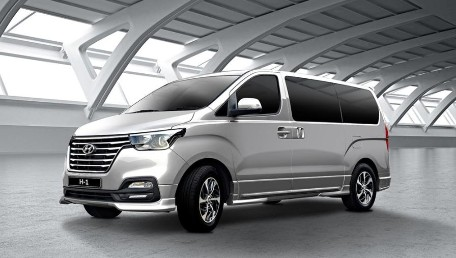 Hyundai H1 2.5L CRDi Royale Daftar Harga, Gambar, Spesifikasi, Promo, FAQ, Review & Berita di Indonesia | Autofun