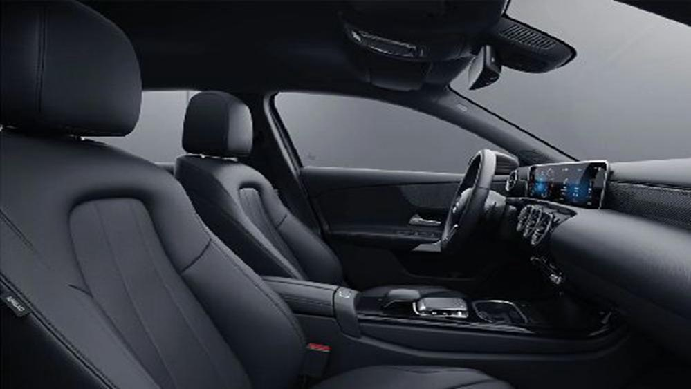 Mercedes-Benz A-Class Sedan 2019 Interior 006