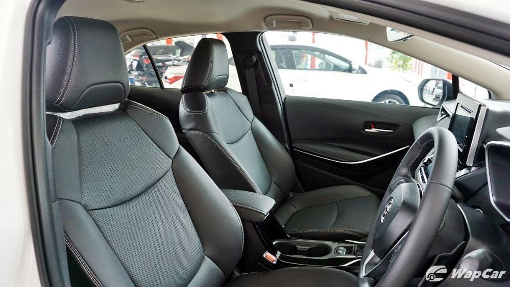 Toyota Corolla Altis 2019 Interior 077
