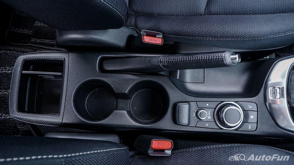 Mazda 2 GT AT Interior 043
