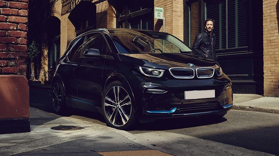 BMW I3s 2019 Exterior 002