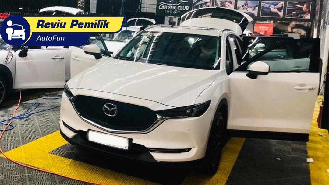 Review Pemilik: Mengemudi Mazda CX-5 selama 2 tahun, rem otomatis bantu saya beberapa kali, tapi mobil ini masih ada kekurangan 01