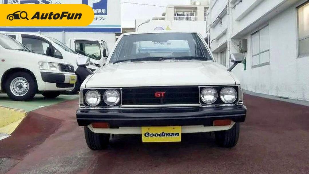 Sebelum Era 2JZ, Kembaran Corolla DX Seharga Rp400 Jutaan Ini Pakai Mesin Terbuas Toyota 01