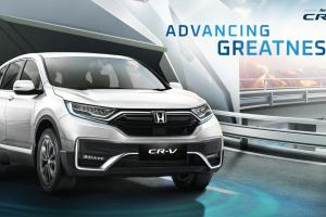 Berburu SUV Harga Rp500 Jutaan, Pilih Honda CR-V atau Mitsubishi Pajero Sport 2021?