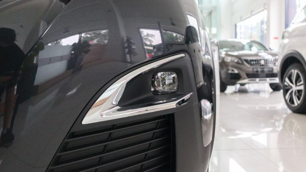 Peugeot 5008 2019 Exterior 008
