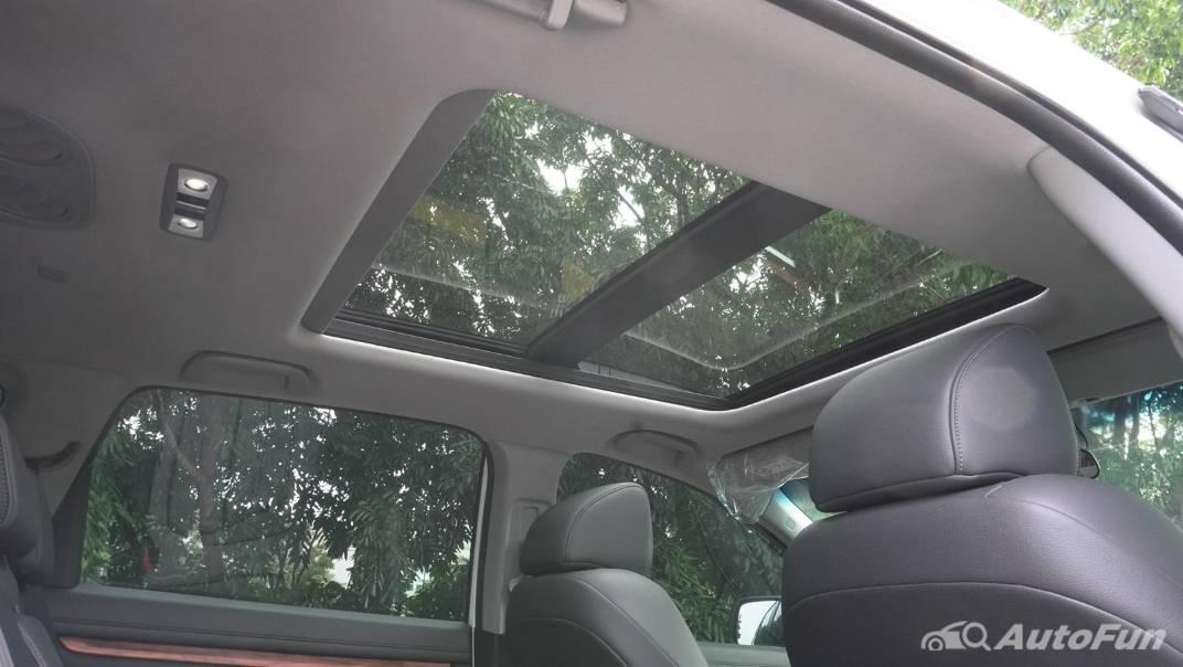 2021 Honda CR-V 1.5L Turbo Prestige Interior 014