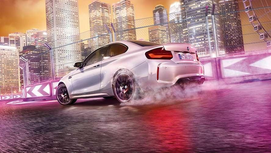BMW M2 Coupe 2019 Exterior 007