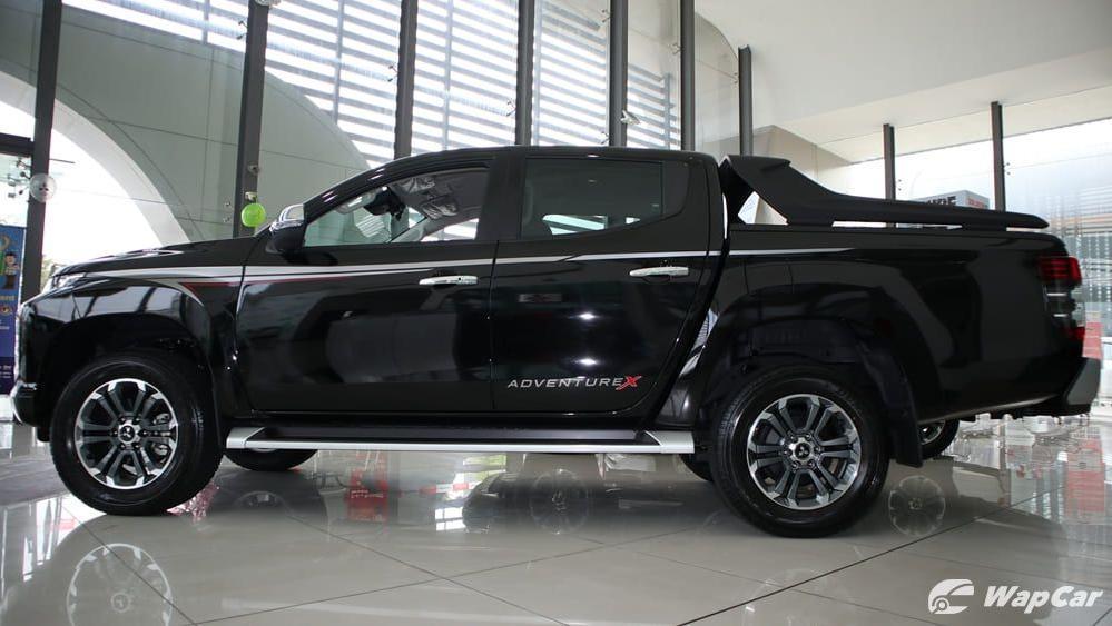 Mitsubishi Triton 2019 Exterior 017