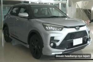 Ini Dia Bocoran Tampang & Fitur Toyota Raize GR Sport Yang Siap Meluncur 30 April Nanti