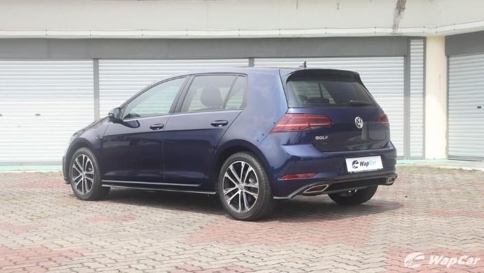 Volkswagen Golf 2019 Exterior 007