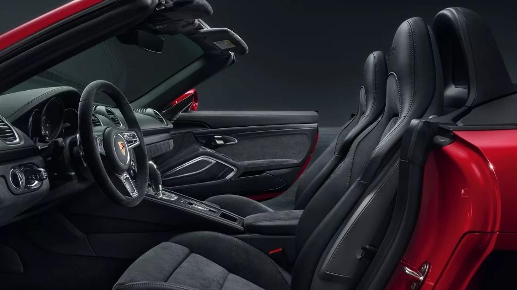 Porsche 718 2019 Interior 013