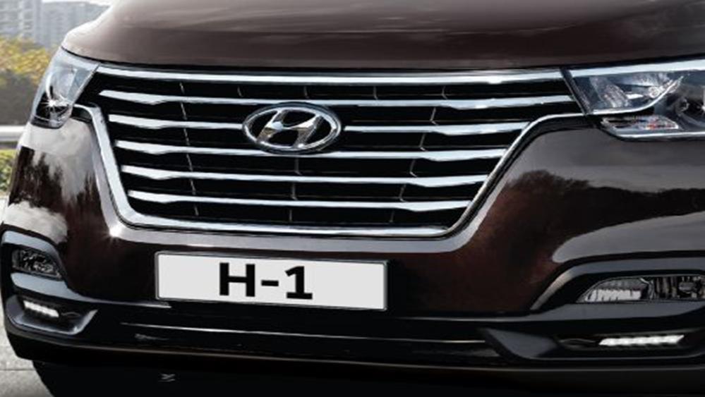 Hyundai H1 2019 Exterior 008