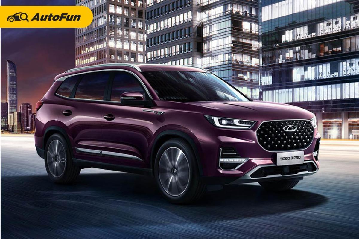 Mobil China Chery Nggak Kapok Kembali ke Indonesia, Siapkan SUV Pesaing Toyota Fortuner 01