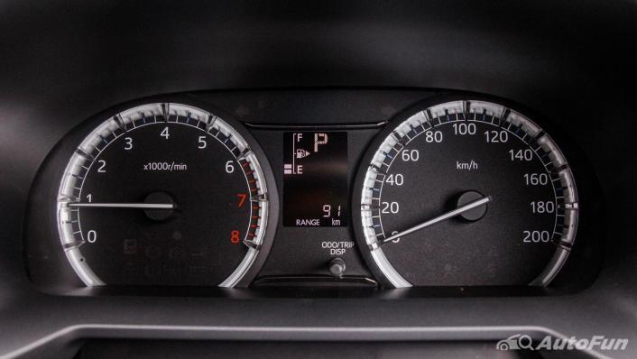 Toyota Rush 2019 Interior 007