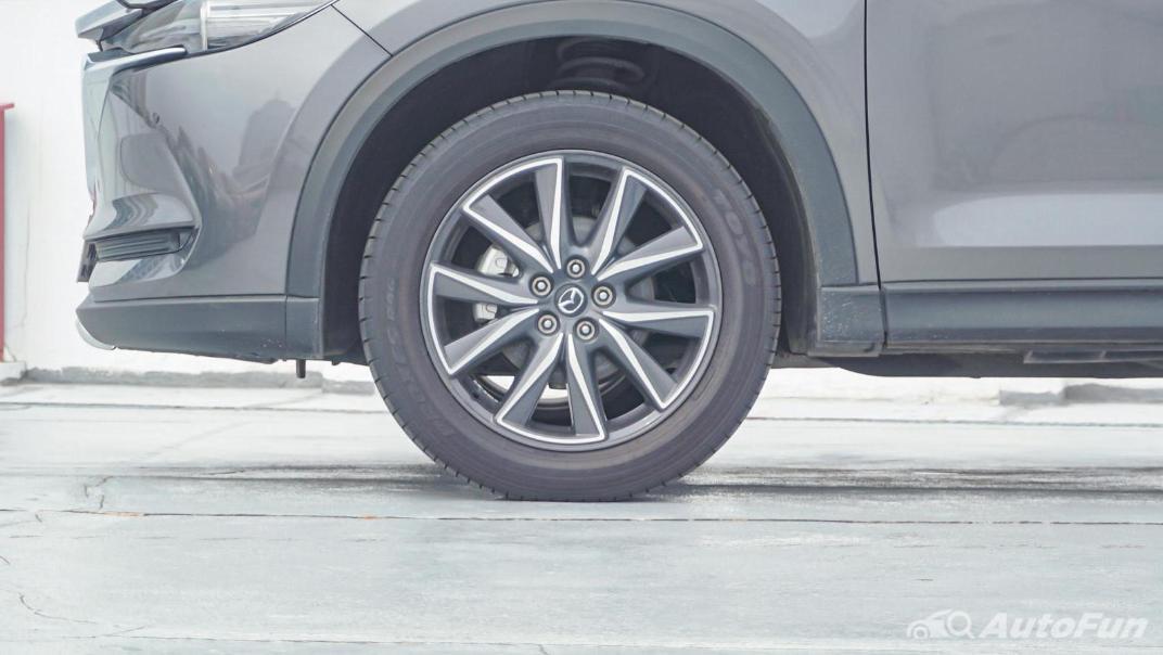 Mazda CX 5 Elite Exterior 046