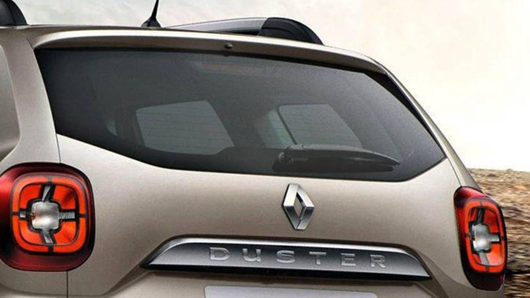 Renault Duster 2019 Exterior 014
