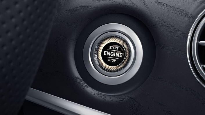Mercedes-Benz S-Class 2019 Interior 009