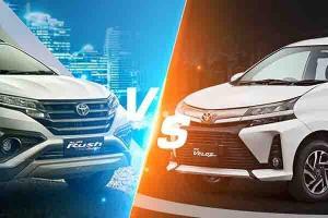 Pakai Mesin Serupa,  Ini Rahasia Tarikan Toyota Avanza Veloz Lebih Nendang Dibanding Toyota Rush!