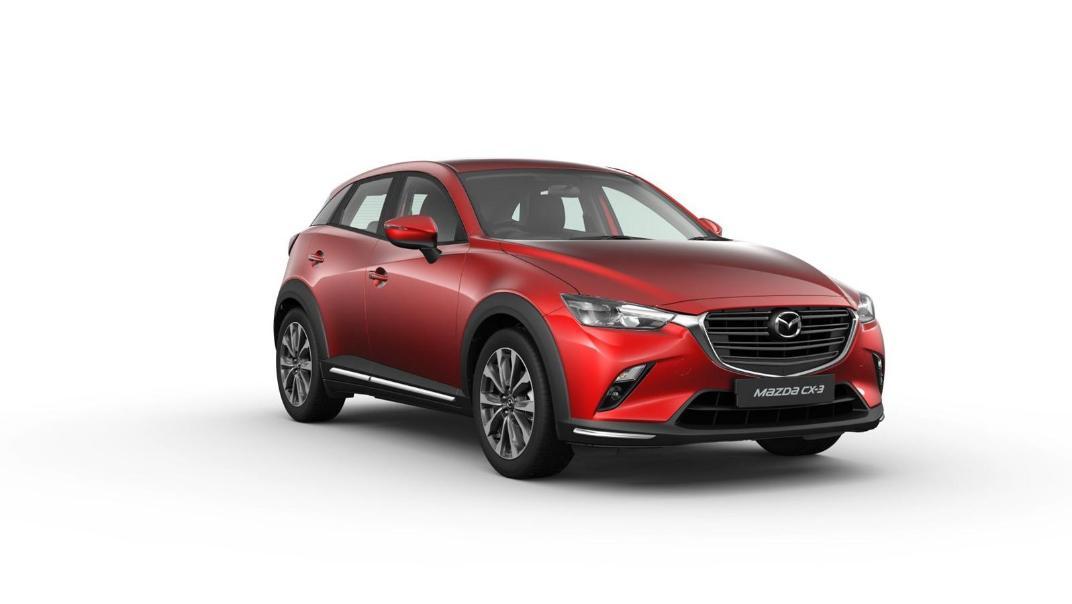 Mazda CX 3 2019 Exterior 003