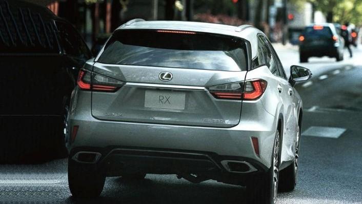 Lexus RX 2019 Exterior 006