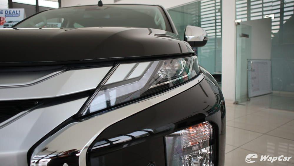 Mitsubishi Triton 2019 Exterior 019