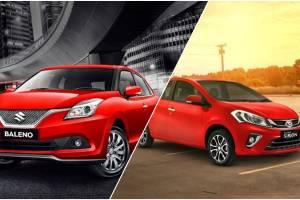 Cari Hatchback Murah, Pilih Daihatsu Sirion atau Suzuki Baleno 2021?