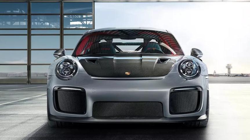 Porsche 911 2019 Exterior 002