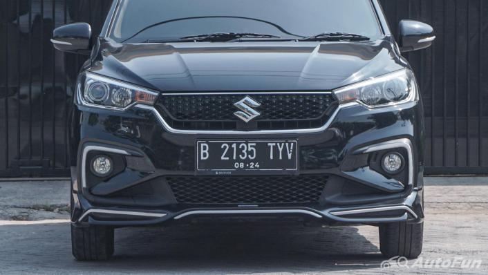 Suzuki Ertiga Sport AT Exterior 009