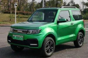 Hengrun HRS1, Mobil Cina Murah yang Terinspirasi dari Suzuki Jimny