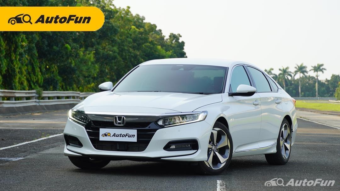 Rating: Honda Accord – Big Sedan Paling Pintar Dengan Banderol Paling Mahal. Layakkah? 01