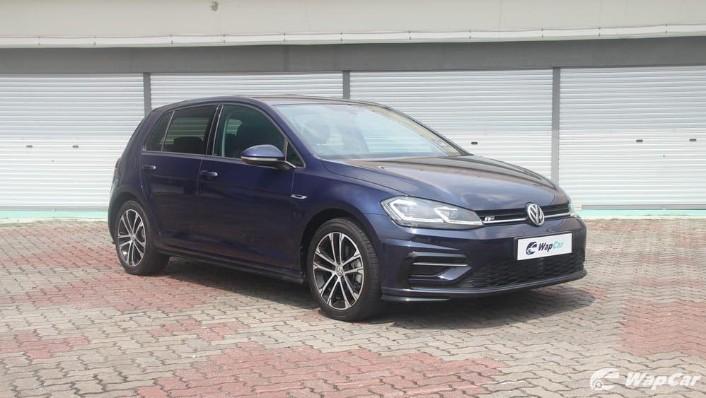 Volkswagen Golf 2019 Exterior 003
