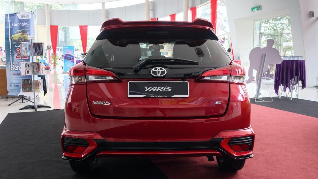 Toyota Yaris 2019 Exterior 040