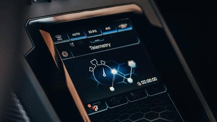 Lamborghini Huracan 2019 Interior 007