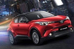 Toyota C-HR Hybrid, Tidak Kompromi Soal Keselamatan