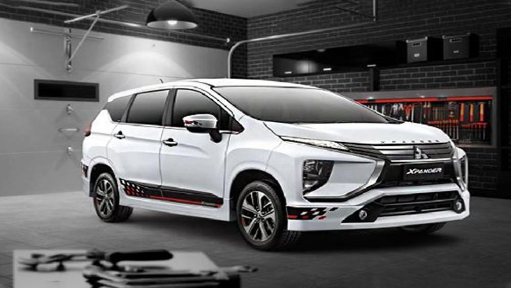 Mitsubishi Xpander Limited 2019 Exterior 004