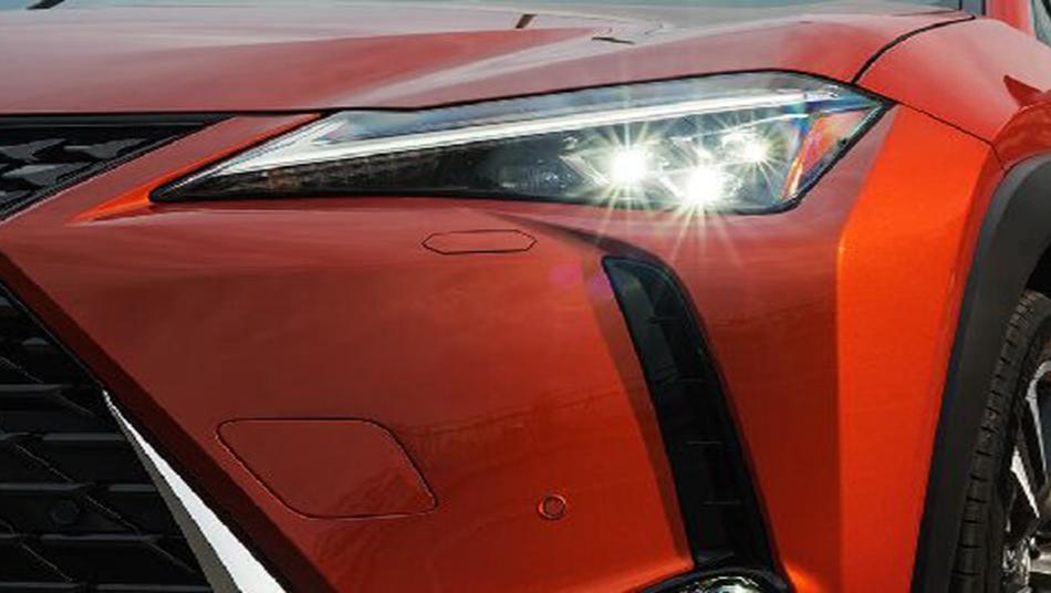 Lexus UX 2019 Exterior 003