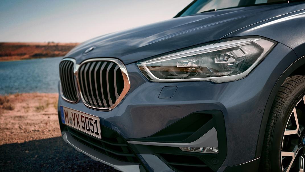 BMW X1 2020 sDrive18i xLine Exterior 005