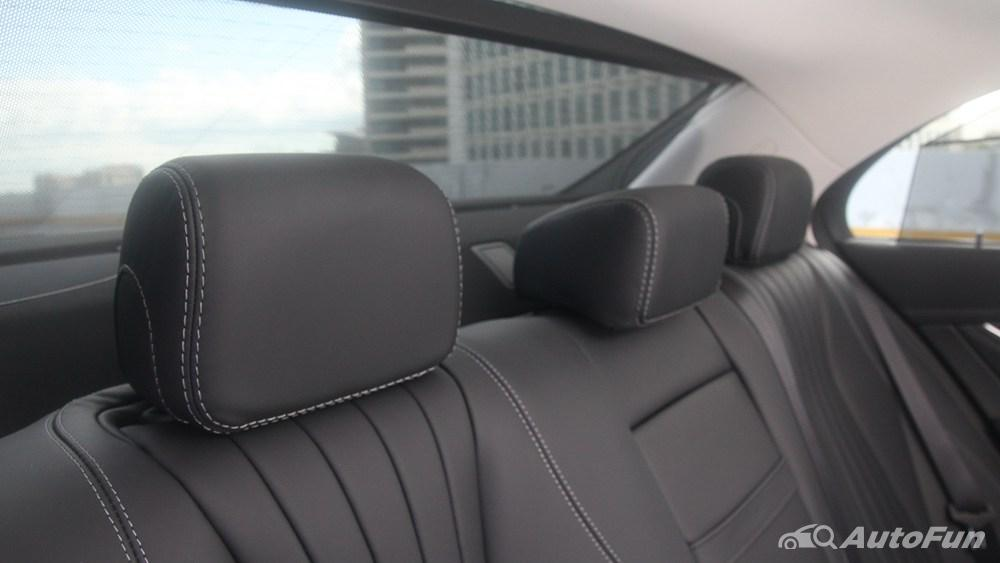 Mercedes-Benz E-Class 2019 Interior 041