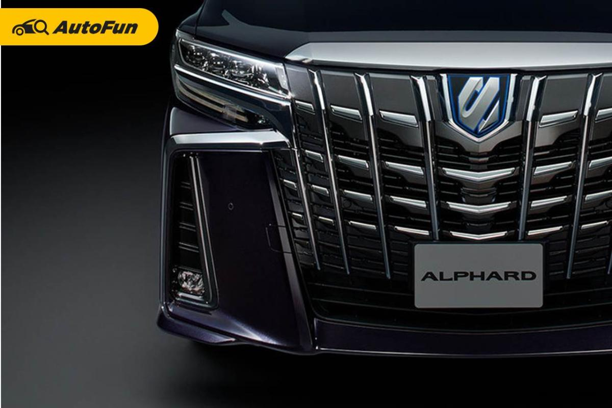 Waduh, Toyota Alphard Ternyata Jadi Mobil yang Paling Diincar Maling Jepang Buat Kampakan ke Negara Lain! 01