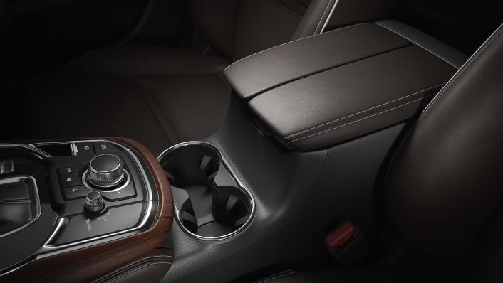 2021 Mazda CX 9 Interior 008