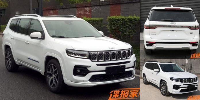 Jeep Grand Commander Versi 7-seater Siap Tantang Mitsubishi Pajero Sport dan Toyota Fortuner 02