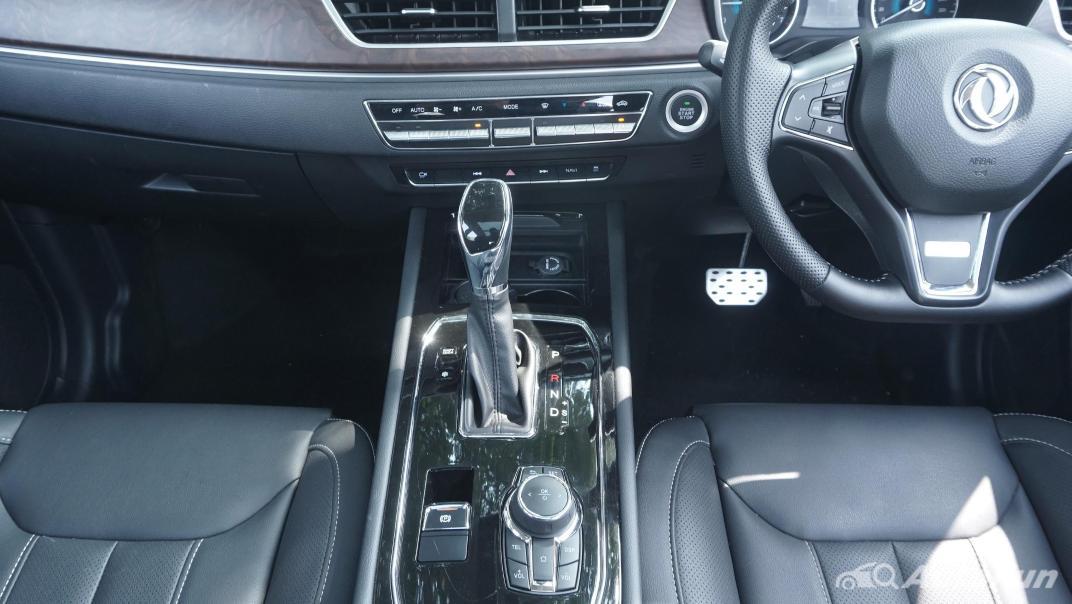 DFSK Glory i-Auto Intelligent Interior 032