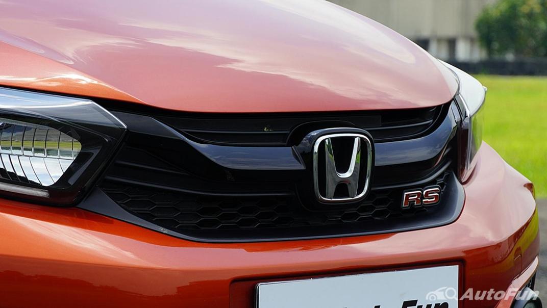 Honda Brio RS CVT Exterior 021