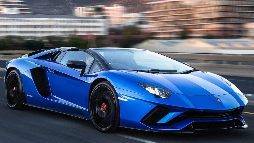 Lamborghini Aventador 2019 Exterior 027
