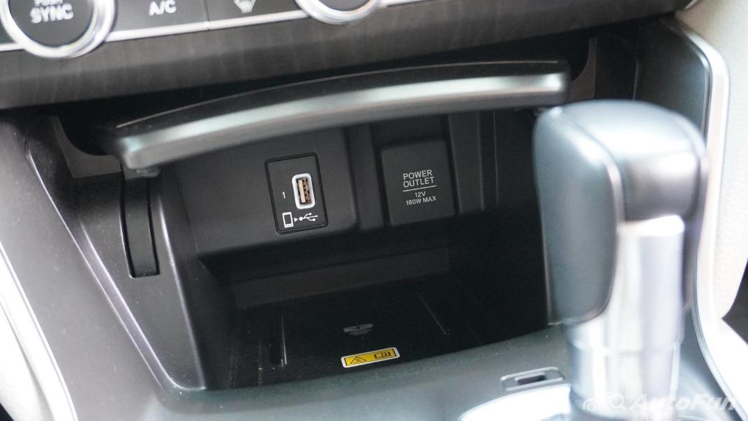2021 Honda Accord 1.5L Interior 023