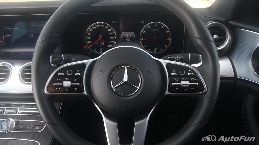 Mercedes-Benz E-Class 2019 Interior 129